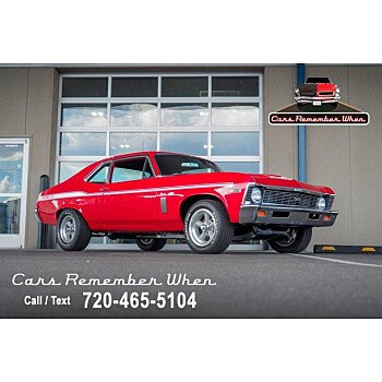 1969 Chevrolet Nova for sale 101191918