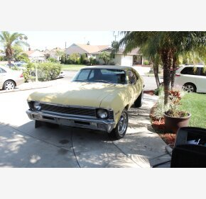 1969 Chevrolet Nova Coupe for sale 101222051