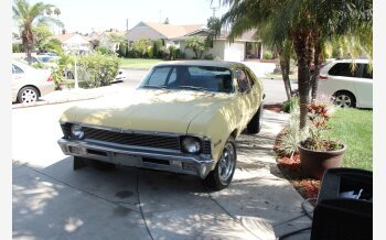 1969 Chevrolet Nova Coupe for sale 101222051