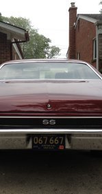 1969 Chevrolet Nova Coupe for sale 101226929