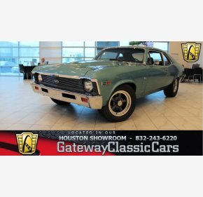 1969 Chevrolet Nova for sale 101281812