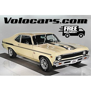 1969 Chevrolet Nova for sale 101299687