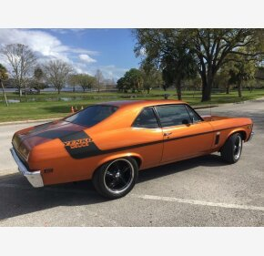 1969 Chevrolet Nova Coupe for sale 101326063