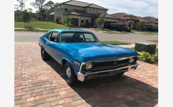 1969 Chevrolet Nova Coupe for sale 101361518