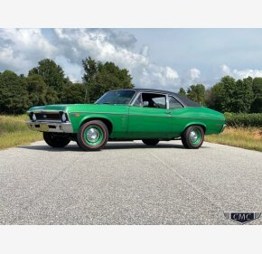 1969 Chevrolet Nova for sale 101378293