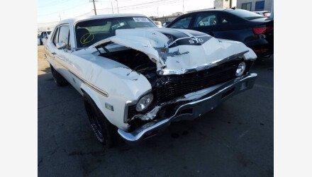 1969 Chevrolet Nova for sale 101396792