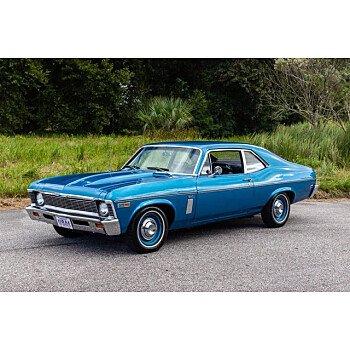 1969 Chevrolet Nova Coupe for sale 101407944