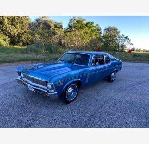 1969 Chevrolet Nova Coupe for sale 101409688