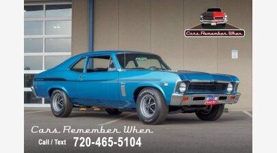 1969 Chevrolet Nova for sale 101421754