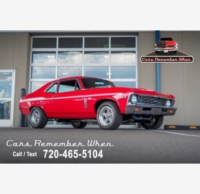 1969 Chevrolet Nova for sale 101429609