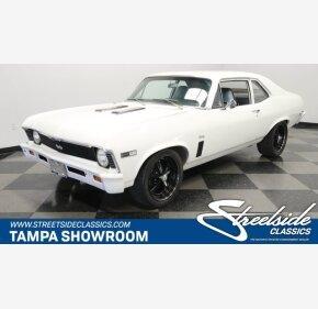 1969 Chevrolet Nova for sale 101432959