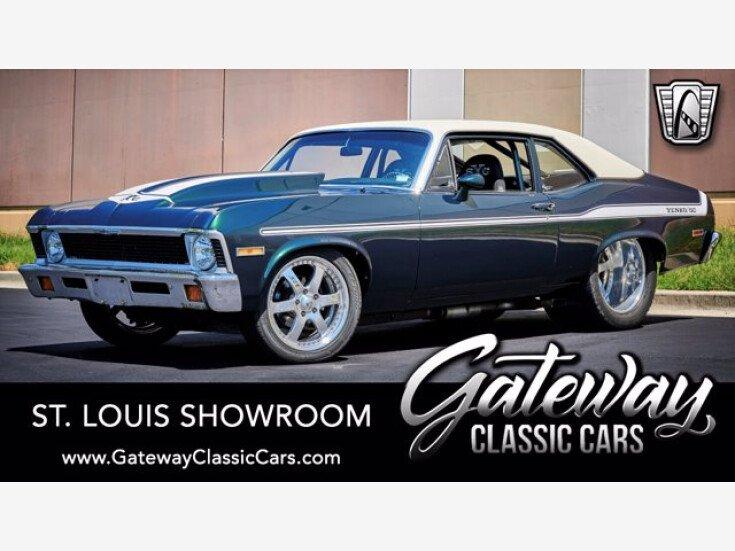 1969 Chevrolet Nova for sale 101526050