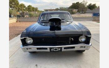 1969 Chevrolet Nova Coupe for sale 101609186