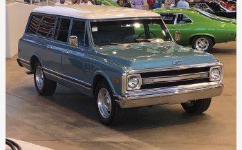 1969 Chevrolet Suburban 2WD for sale 101202812