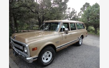 1969 Chevrolet Suburban 2WD for sale 101414270
