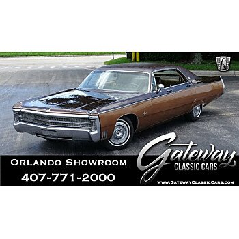 1969 Chrysler Imperial for sale 101162180