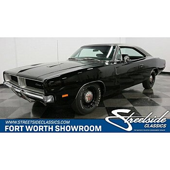 1969 Dodge Charger for sale 101210091