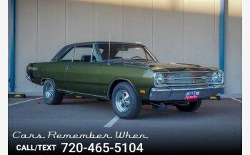 1969 Dodge Dart for sale 101006275
