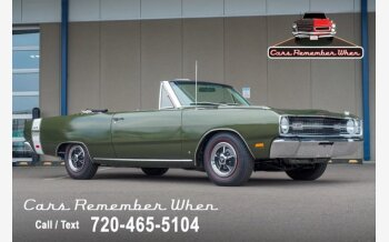 1969 Dodge Dart GTS for sale 101534496