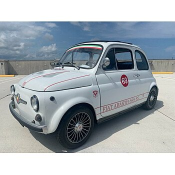 1969 FIAT 500 for sale 101205748