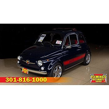 1969 FIAT 500 for sale 101400684