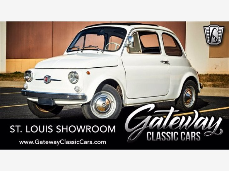 1969 FIAT 500 for sale 101490312