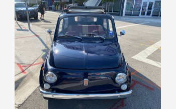 1969 FIAT 500 for sale 101518736
