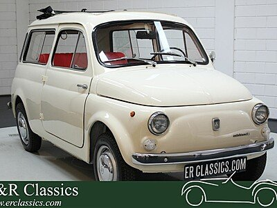 1969 FIAT 500 for sale 101560209