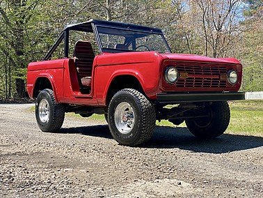 1969 Ford Bronco for sale 101325572