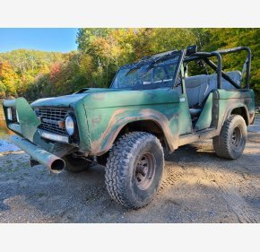 1969 Ford Bronco Sport for sale 101359125