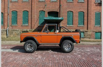 1969 Ford Bronco for sale 101577006