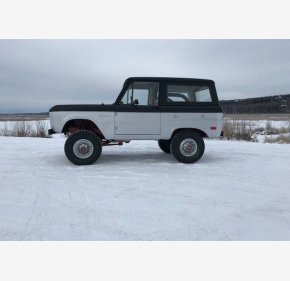 1969 Ford Bronco for sale 100927859