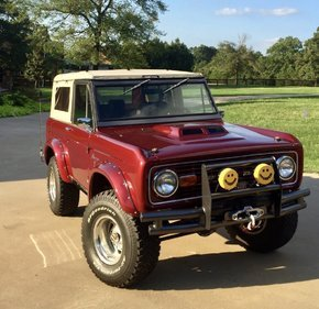 1969 Ford Bronco for sale 101052938