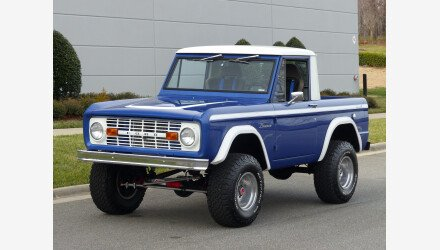 1969 Ford Bronco For 101070340