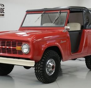 1969 Ford Bronco for sale 101077958