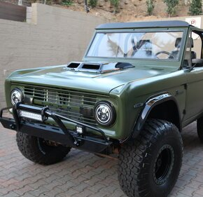 1969 Ford Bronco for sale 101087673