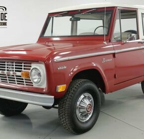 1969 Ford Bronco for sale 101110216