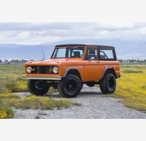 1969 Ford Bronco for sale 101122496