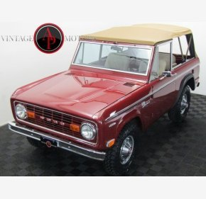 1969 Ford Bronco for sale 101123855