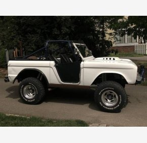1969 Ford Bronco for sale 101165229