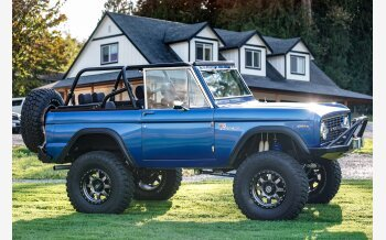 1969 Ford Bronco for sale 101221156