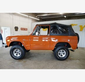 1969 Ford Bronco for sale 101223385