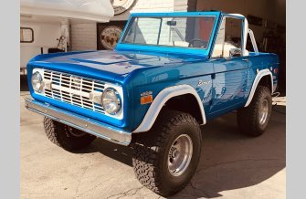 1969 Ford Bronco for sale 101231811