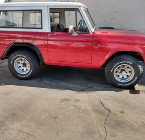 1969 Ford Bronco for sale 101235111