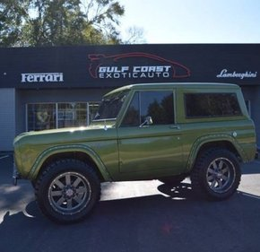 1969 Ford Bronco for sale 101265688