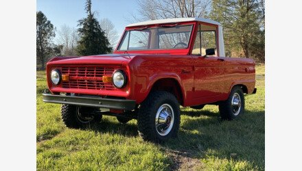 1969 Ford Bronco for sale 101269744
