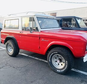 1969 Ford Bronco for sale 101277005