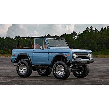 1969 Ford Bronco for sale 101277814