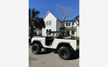 1969 Ford Bronco Sport for sale 101282741