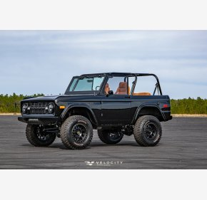 1969 Ford Bronco for sale 101328007